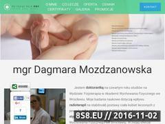Miniaturka domeny rehabilitacja-kgf.pl