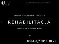 Miniaturka domeny rehabilitacja-kobylka.pl