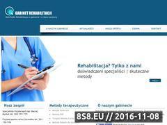 Miniaturka Rehabilitacja w domu pacjenta Dąbrowa Górnicza (www.rehabilitacja-neurologiczna.com)