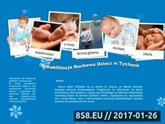 Miniaturka domeny www.rehabilitacja.tychy.pl