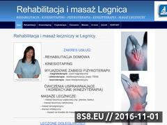 Miniaturka domeny rehabilitacjamasaz.legnica.pl