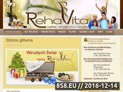 Miniaturka domeny rehavita.com.pl