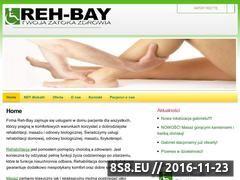 Miniaturka domeny www.rehbay.pl