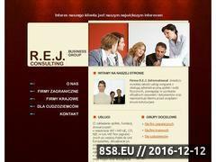 Miniaturka domeny www.rej.com.pl