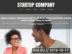 Miniaturka domeny rejestracjaspolek-online.com