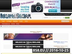Miniaturka domeny reklamujsie.cba.pl