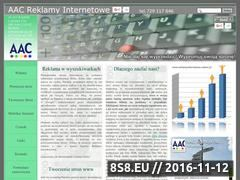 Miniaturka domeny reklamyinternetowe.radom.pl