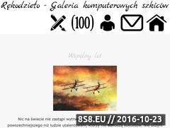 Miniaturka domeny www.rekodzielo.net.pl