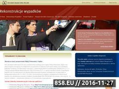 Miniaturka Wypadki drogowe - opinie (www.rekonstrukcjewypadkow.pl)