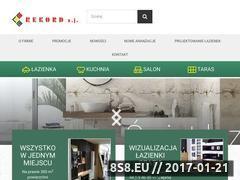 Miniaturka domeny rekord-lazienki.pl