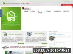 Miniaturka domeny reku.net.pl