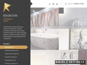 Zrzut strony Projektant wnętrz Poznań