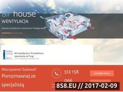 Miniaturka domeny www.rekuperacja.waw.pl