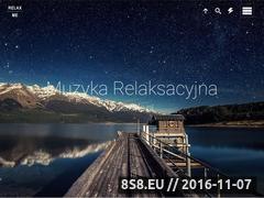 Miniaturka domeny relaxme.pl