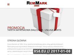 Miniaturka domeny rem-mark.com
