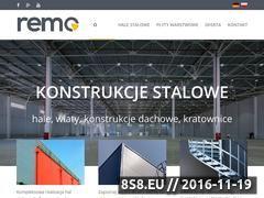 Miniaturka domeny remo.pl