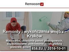Miniaturka domeny remocom.pl