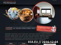 Miniaturka domeny www.remont-wykonczenia.pl