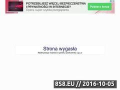 Miniaturka domeny remontowiec.ugu.pl