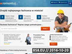 Miniaturka domeny www.remontuj.pl