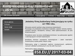 Miniaturka domeny www.remontujemylublin.pl