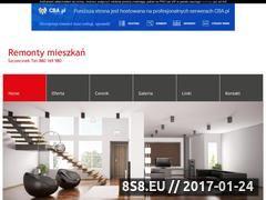 Miniaturka domeny www.remonty-szczecinek.cba.pl