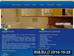 Miniaturka domeny www.remonty.w.poznaniu.pl