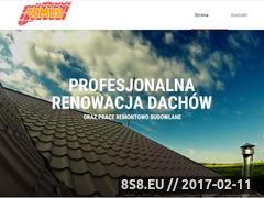 Miniaturka domeny remus-dachy.com.pl