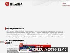 Miniaturka domeny renmedia.pl