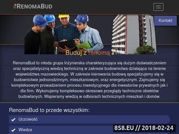 Zrzut strony Nadzór budowlany