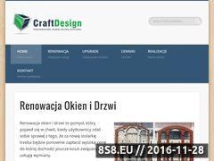 Miniaturka domeny www.renowacja-okien.oferuje.org