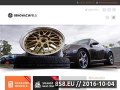 Miniaturka domeny www.renowacjafelg.pl