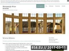 Miniaturka domeny renowacje-anielak.pl
