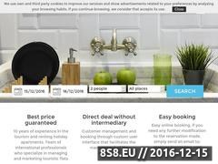 Thumbnail of Barcelona Apartment Rentals - Rent4Days Website