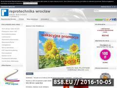 Miniaturka domeny www.reprotechnika.pl