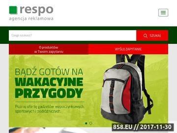 Zrzut strony Smycze reklamowe