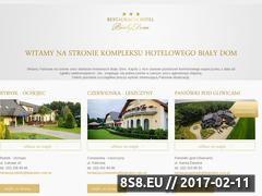 Miniaturka domeny www.restauracja-bialydom.pl