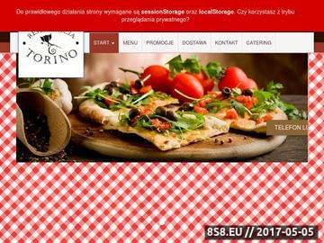 Zrzut strony Dania kuchni włoskiej i polskiej