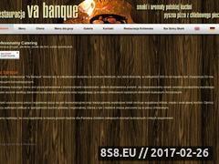 Miniaturka Restauracja Va Banque Wieliczka (www.restauracja-vabanque.pl)