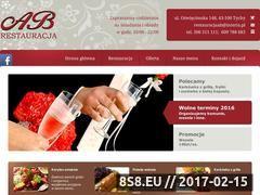 Miniaturka domeny restauracjaab.pl