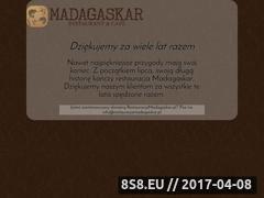 Miniaturka domeny restauracjamadagaskar.pl