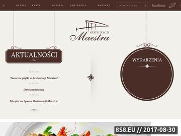 Zrzut strony Restauracje Bydgoszcz