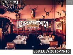 Miniaturka domeny restauracjaprzyzamku.pl