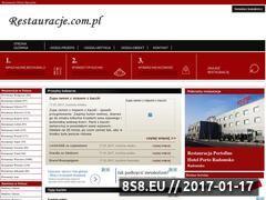 Miniaturka domeny www.restauracje.com.pl