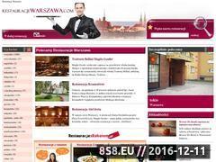 Miniaturka domeny www.restauracjewarszawa.com