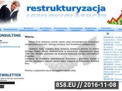 Miniaturka domeny www.restrukturyzacja.net