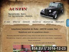 Miniaturka domeny retro-taxi.pl