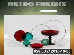 Miniaturka domeny retrofreaks.pl