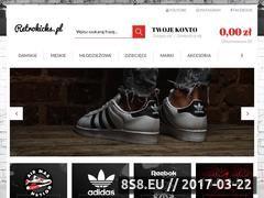 Miniaturka domeny retrokicks.pl