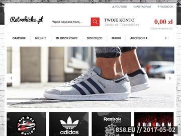 Zrzut strony Buty sneakers